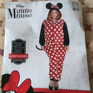 Halloween Minnie Cozy Onesie Costume